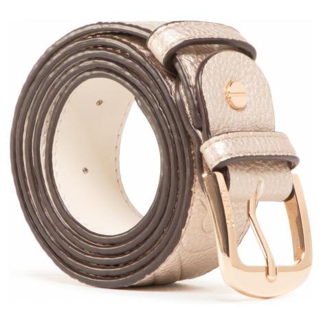 Pasek Damski LIU JO - Cintura 3.5 Cm Lo NF0175 E0538 Light Gold 90048