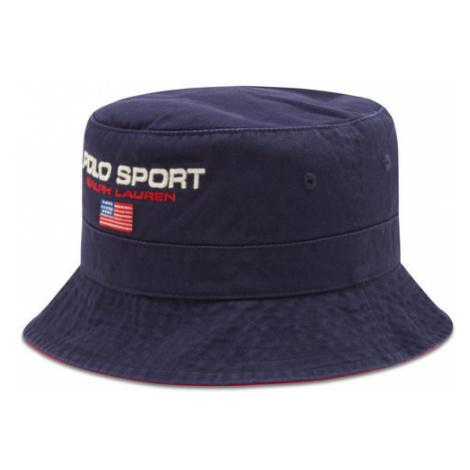 Polo Ralph Lauren Bucket Loft Hat 710833721001 Granatowy