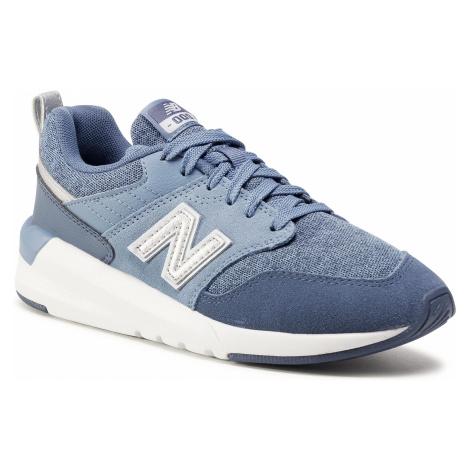 Sneakersy NEW BALANCE - WS009HF1 Granatowy