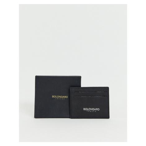 Bolongaro Trevor leather grain card holder
