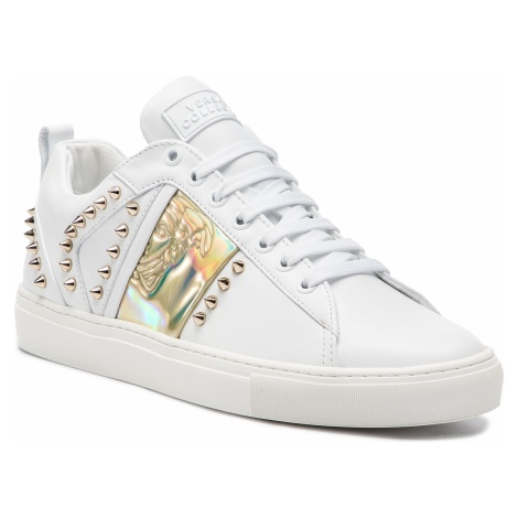 Sneakersy VERSACE COLLECTION - V900731 VM00442 VA44 Bianco