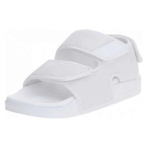 ADIDAS ORIGINALS Sandały 'ADILETTE 3.0' biały