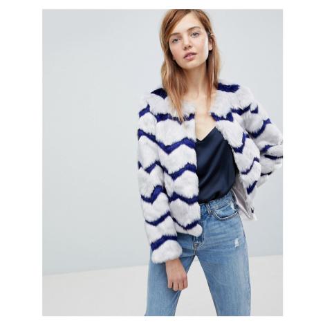 Unreal Fur Abracadabra Faux Fur Jacket