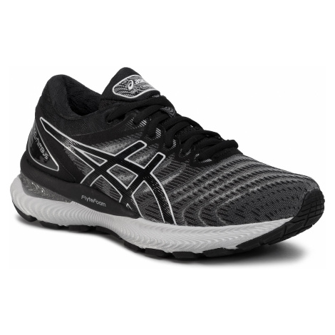Buty ASICS - Gel-NImbus 22 1012A587 White/Black 100
