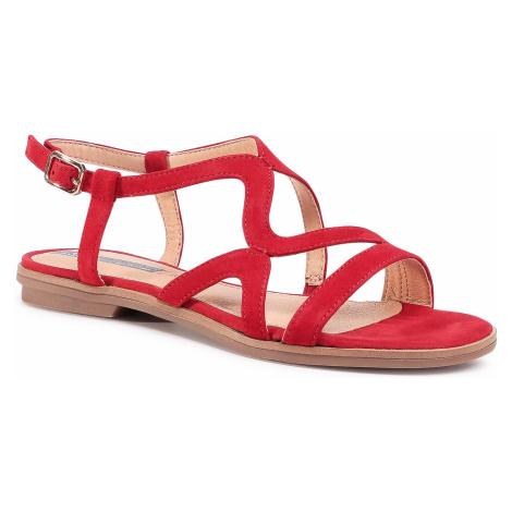 Sandały S.OLIVER - 5-28108-24 Red 500