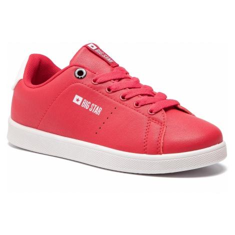 Sneakersy BIG STAR - DD274220 Red