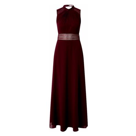 Vera Mont Suknia wieczorowa karminowo-czerwony