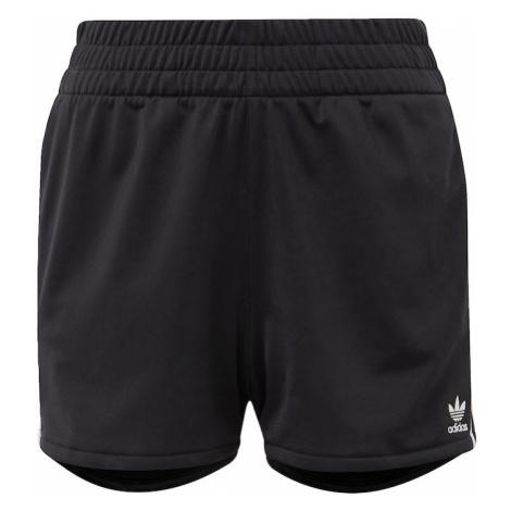 ADIDAS ORIGINALS Spodnie biały / czarny