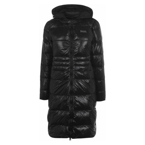 Lonsdale Shiny Parka Jacket Ladies