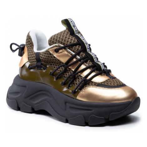 Fabi Sneakersy FD6709 Zielony