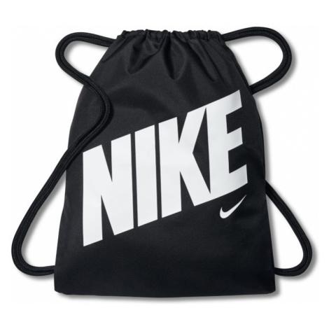 Dziecięcy worek gimnastyczny z grafiką Nike - Czerń