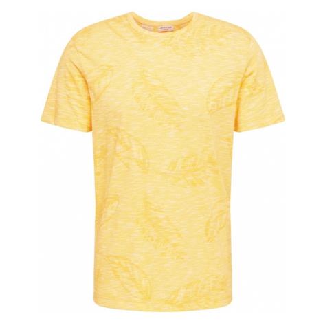 SELECTED HOMME Koszulka złoty żółty