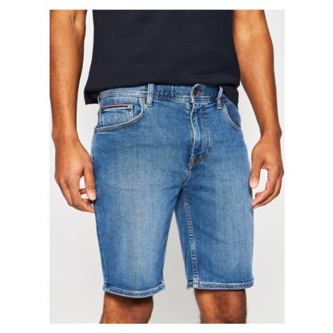 Szorty jeansowe TOMMY HILFIGER