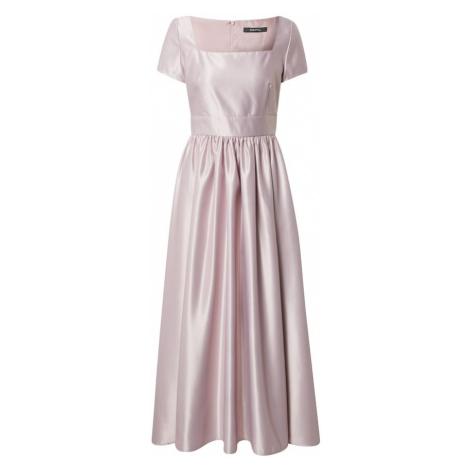 SWING Suknia wieczorowa różowy pudrowy
