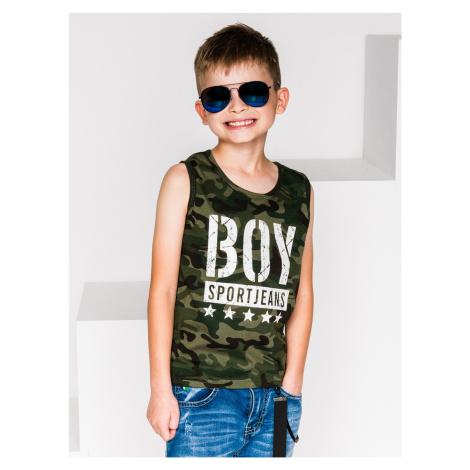 Inny Boy's t-shirt with print KS034