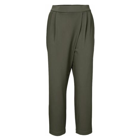 Heine Spodnie oliwkowy