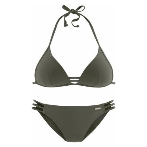BRUNO BANANI Bikini oliwkowy