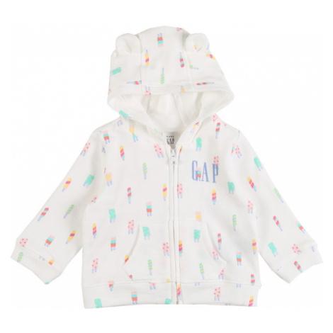 GAP Bluza rozpinana biały / mieszane kolory