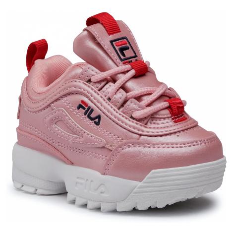 Sneakersy FILA - Disruptor F Infants 1011077.73L Lilac Sachet