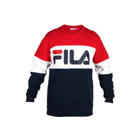 Bluza Fila Straight Blocked Crew 681255-G06