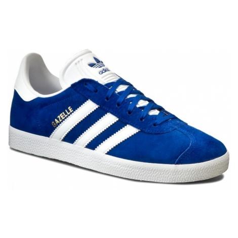 Buty adidas - Gazelle S76227 Croyal/White/Goldmt