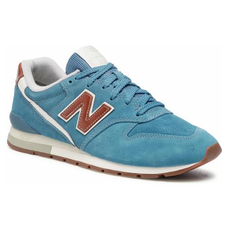 Sneakersy NEW BALANCE - CM996BD Niebieski