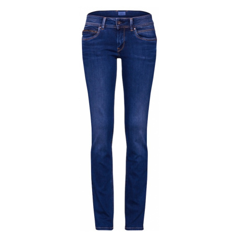 Pepe Jeans Jeansy 'New Brooke' niebieski denim