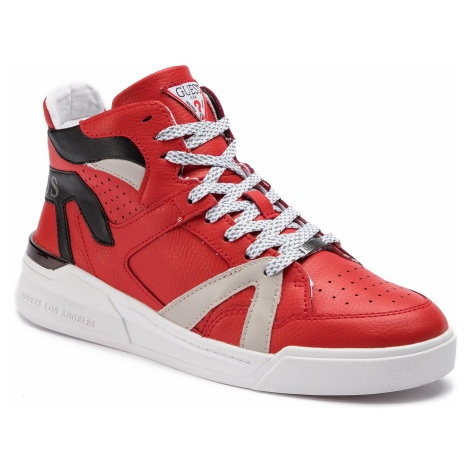 Sneakersy GUESS - Madison FM6MAD LEA12 RED