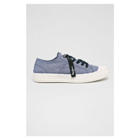 Pepe Jeans - Tenisówki In-G Chambray