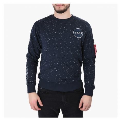Bluza męska Alpha Industries NASA Tape Sweater 196315 07
