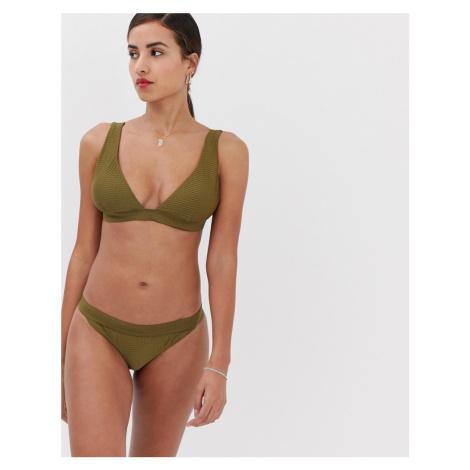 Y.A.S textured bikini bottoms