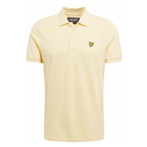 Lyle & Scott Koszulka żółty