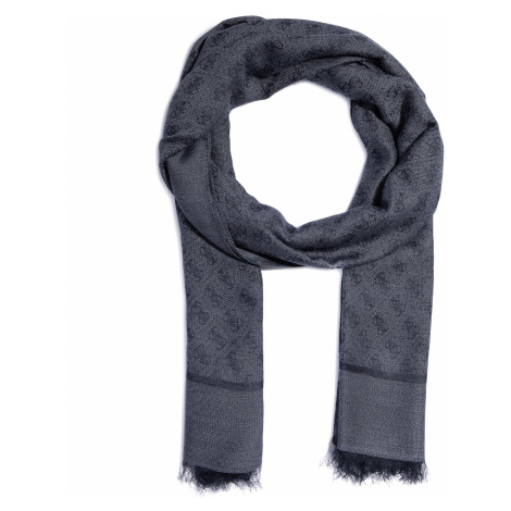 Szal GUESS - Not Coordinated Scarves AM8748 VIS03 BLA