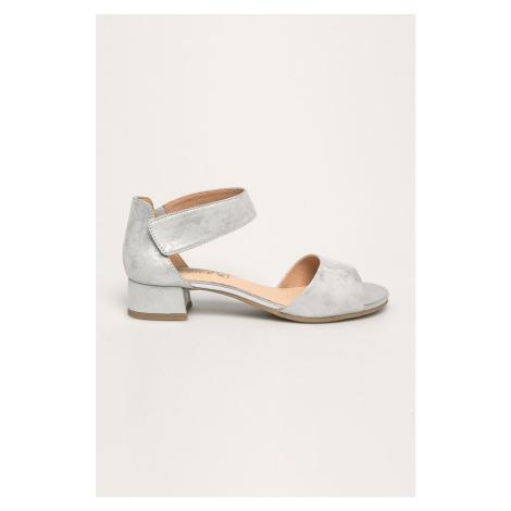Caprice - Sandały skórzane