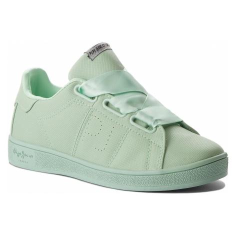 Sneakersy PEPE JEANS - Brompton Square PLS30667 Mojito 620