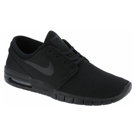 buty Nike SB Stefan Janoski Max - Black/Black/Anthracite/Black