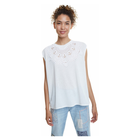 Women's t-shirt DESIGUAL TS_BUDAPEST