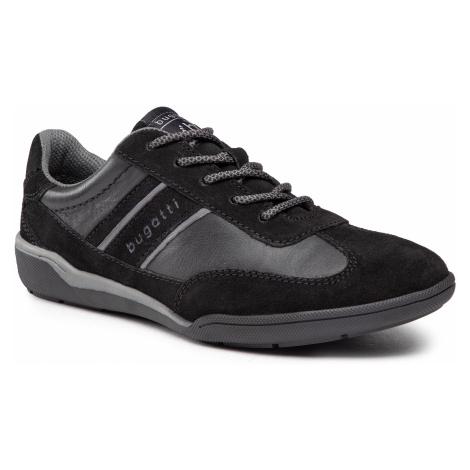 Sneakersy BUGATTI - 323-46512-1450-1010 Black/Black
