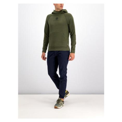 Napapijri Bluza Balme H N0YIMV Zielony Regular Fit