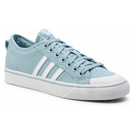 Buty adidas - Nizza W EE5612 Ashgre/Ftwwht/Crywht