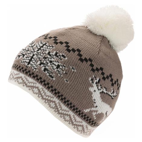 czapka Husky Cap 13 - Light Brown