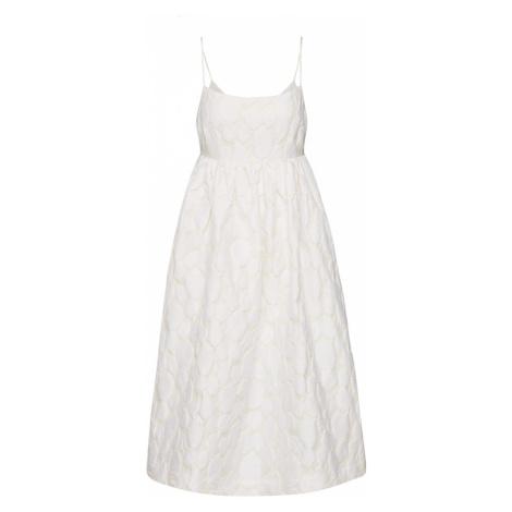 Samsoe Samsoe Letnia sukienka 'Grant dress 11457' kremowy
