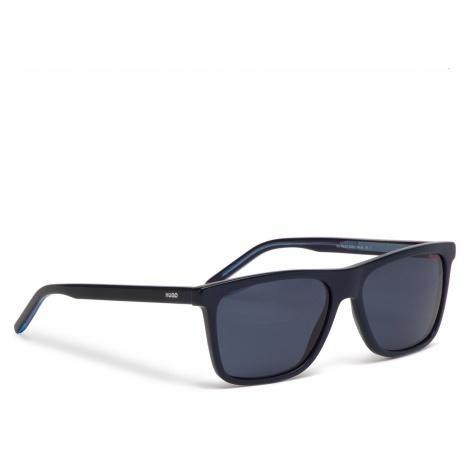 Okulary przeciwsłoneczne HUGO - 1003/S Blue/Azure ZX9 Hugo Boss