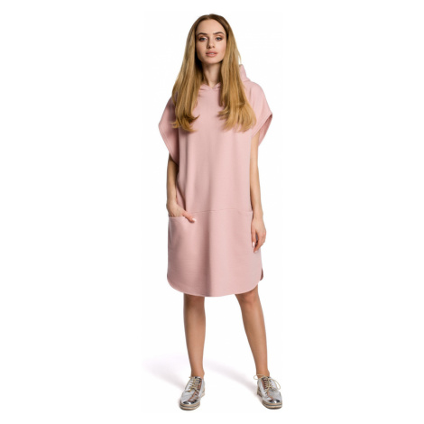 Made Of Emotion Woman's Dress M368 Powder