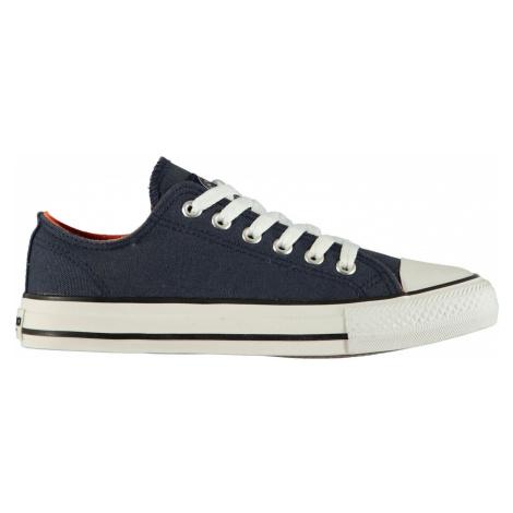SoulCal Low Junior Canvas Shoes Soulcal & Co