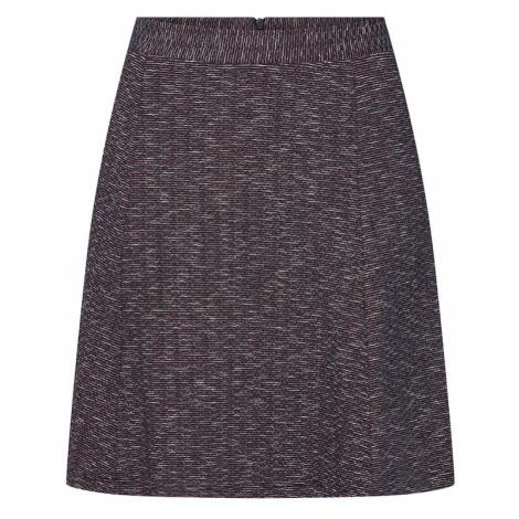 ESPRIT Spódnica 'Skirts knitted' mieszane kolory / czarny