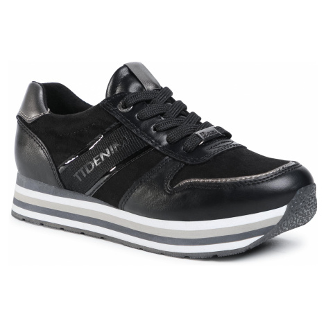 Sneakersy TOM TAILOR - 9095501 Black
