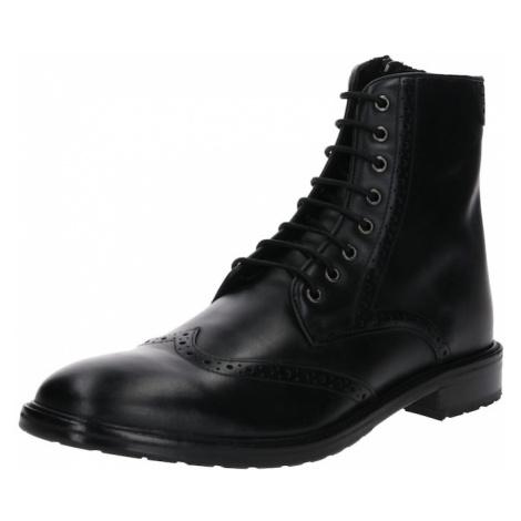 Gordon & Bros Buty sznurowane 'Alessio-BT' czarny
