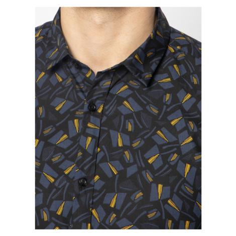 Hugo Koszula Empson-W 50426524 Czarny Extra Slim Fit Hugo Boss