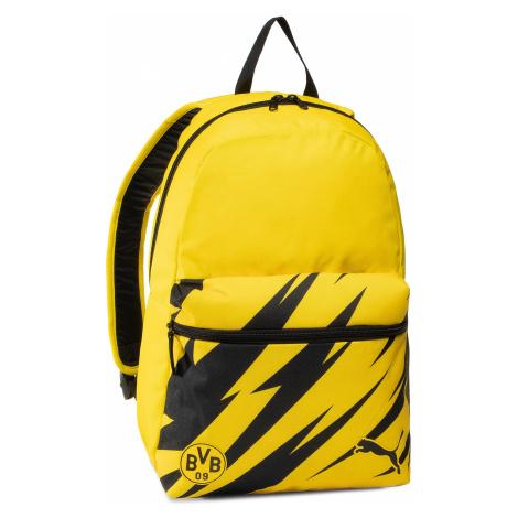 Plecak PUMA - Bvb ftblCore Phase Backpack 077220 02 Puma Black/Cyber Yellow